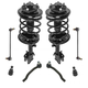 1ASFK05536-Acura MDX Honda Pilot Steering & Suspension Kit