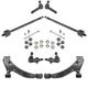 1ASFK05535-Toyota Paseo Tercel Steering & Suspension Kit
