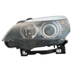 1ALHL02569-2008-10 BMW 528i 535i 550i Headlight