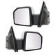 1AMRP01967-2015-17 Ford F150 Truck Mirror Pair