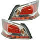 1ALHP01269-2014-15 Nissan Altima Tail Light Pair