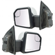 1AMRP01969-2015-17 Ford F150 Truck Mirror Pair