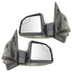 1AMRP01968-2015-17 Ford F150 Truck Mirror Pair