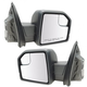 1AMRP01972-2015-17 Ford F150 Truck Mirror Pair