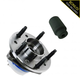 1ASHS01172-Wheel Bearing & Hub Assembly