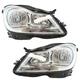 1ALHP01289-2012-14 Mercedes Benz Headlight Pair