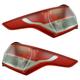 1ALTP01096-2013-16 Ford Escape Tail Light Pair