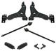 1ASFK05562-2000-04 Ford Focus Steering & Suspension Kit