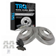 1ABFS03155-2012-16 Hyundai Accent Kia Rio Brake Kit