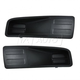 1ABMK00083-2006-09 Ford Fusion Bumper Fog Light Cover Front Pair