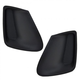 1ABMK00084-2011-13 Toyota Corolla Bumper End Cover Front Pair