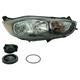 1ALHL02580-2014-17 Ford Fiesta Headlight