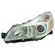 1ALHL02581-2013-14 Subaru Outback Headlight