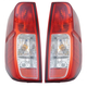1ALTP01100-Nissan Frontier Tail Light Pair