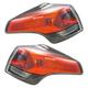 1ALTP01101-2016-17 Toyota Rav4 Tail Light Pair