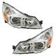 1ALHP01296-2013-14 Subaru Outback Headlight Pair