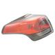 1ALTL02321-2016-17 Toyota Rav4 Tail Light