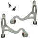 1ASFK05594-Lincoln LS Control Arm with Ball Joint Pair