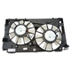 1ARFA00571-Radiator Dual Cooling Fan Assembly