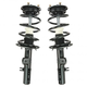 MNSSP01154-Ford Flex Strut & Spring Assembly Pair  Monroe Quick-Strut 272535  272534