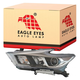 1ALHL02587-2016-17 Nissan Maxima Headlight