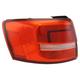 1ALTL02327-2015-16 Volkswagen Jetta Tail Light