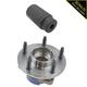 1ASHS01184-Wheel Bearing & Hub Assembly Front
