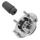 1ASHS01194-Wheel Bearing & Hub Assembly Rear