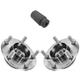 1ASHS01219-Wheel Bearing & Hub Assembly Pair Rear