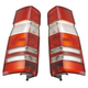 1ALTP01105-2010-17 Mercedes Benz Sprinter Tail Light Pair