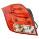 1ALTL02331-2014-16 Chevy Trax Tail Light