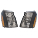 1ALHZ00065-Cadillac Headlight Pair