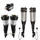 1ASSP01624-Mercedes Benz S350 S430 S500 Air Suspension Kit