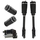 1ASSP01635-Mercedes Benz Air Suspension Kit