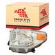 1ALHL02593-2014-17 Toyota Tundra Headlight