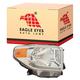1ALHL02594-2014-17 Toyota Tundra Headlight