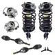 1ASFK05617-Steering & Suspension Kit