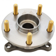 1ASHF00552-Lexus Wheel Bearing & Hub Assembly