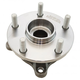 1ASHF00551-Lexus Wheel Bearing & Hub Assembly