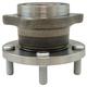 1ASHR00367-Subaru B9 Tribeca Tribeca Wheel Bearing & Hub Assembly