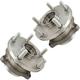1ASHS01248-Subaru B9 Tribeca Tribeca Wheel Bearing & Hub Assembly Pair
