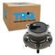 1ASHR00370-Mazda 6 CX-5 Wheel Bearing & Hub Assembly