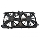 1ARFA00581-2015-17 Ford F150 Truck Radiator Dual Cooling Fan Assembly