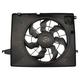 1ARFA00582-Hyundai Santa Fe Kia Sorento Radiator Dual Cooling Fan Assembly