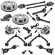 1ASFK05644-Steering  Suspension  & Brake Kit