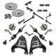 1ASFK05645-Steering  Suspension  & Brake Kit
