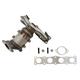 1AEEM00856-Hyundai Tucson Kia Sportage Exhaust Manifold with Catalytic Converter & Gasket Kit