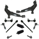 1ASFK05665-1993-01 Nissan Altima Steering & Suspension Kit