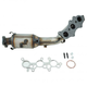 1AEEM00859-2010-12 Toyota 4Runner FJ Cruiser Exhaust Manifold with Catalytic Converter & Gasket Kit