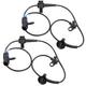 1AERK00378-ABS Wheel Speed Sensor Pair